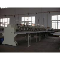 Buy cheap High Compatibility Commercial Sequin Embroidery Machine Support Multi Languages from wholesalers