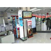 Buy cheap Aluminium Alloy Health Check Kiosk With 10.1 Inch Display SH - 10XD Model from wholesalers