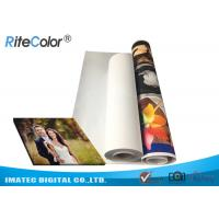 Buy cheap Eco Solvent 380gsm Matte Cotton Canvas for Large Format Inkjet Printer from wholesalers