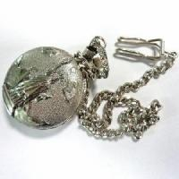 Buy cheap Silver Pocket Watch (GB-23) from wholesalers