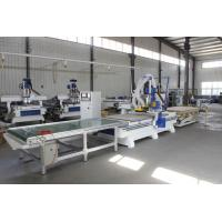 Buy cheap Four Axis Cnc Router Wood Carving Machine / Wooden Door Making Machine 24000r / Min from wholesalers