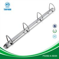 Buy cheap Metal 4 ring binder mechanism from wholesalers