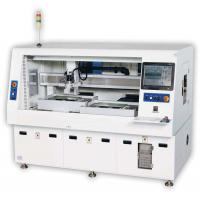 Buy cheap Automatic Dust Collector CNC Metal Cutter Machine PCB Drilling Router from wholesalers
