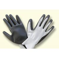 Buy cheap 13guage polyester nitrile coated glove from wholesalers