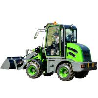 Buy cheap 1500kg CE EPA GOST Approved Hydraulic Mini Wheel Loader product