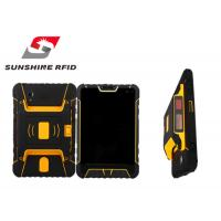 Buy cheap Rugged 7 Inch Android Tablet RFID Reader Handheld With SIM Card / Wi-Fi from wholesalers