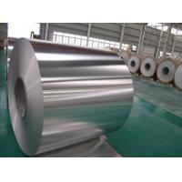 Buy cheap Welded Structures Aluminium Foil Roll , Steering Plates Household Aluminum Foil from wholesalers
