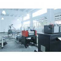 Buy cheap 50kg/hr Twin Screw Extrusion Line for LFT-D Coating with PP + Glass Fiber from wholesalers