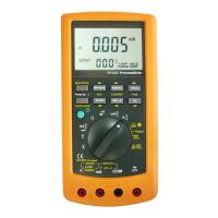 Buy cheap High Accuracy Handheld Digital Multimeter with Auto / Manual Range , 50000 Counts from wholesalers