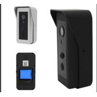 Buy cheap 3.6mm Lens WIFI Video Doorbell Real Time Remote Smart Doorphone Build In Battery from wholesalers
