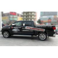 Buy cheap tacoma 2005+double cab fiberglass truck cover from wholesalers