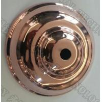 Buy cheap Rose Gold Arc Ion Plating Machine Strong Adhesion For Electronic Metal Products from wholesalers