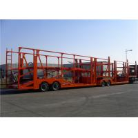 Buy cheap full size car carrier trailer car-carrying trailer car hauler auto transport trailer from wholesalers