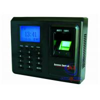 Buy cheap Card Reader Fingerprint Time Attendance Access Control System For Entrance Gate from wholesalers