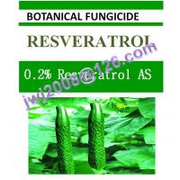 Buy cheap botanical fungicide, 0.2% Resveratrol AS, plant extract from wholesalers