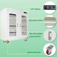 Buy cheap Electronic 80 Watt Antistatic Desiccant Dry Cabinet Anti Moisture from wholesalers