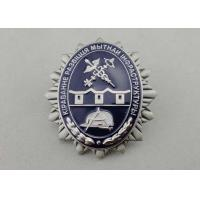 Soft Enamel Souvenir Badges Customized , 3D / Die Cast / Die Struck
