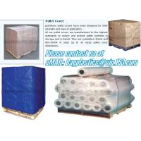 Buy cheap Jumbo bag, pallet covers, PE asbestos bag, biohazard bag, pe cover film, rubble sack from wholesalers