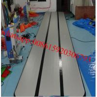 Buy cheap price air track gym for DWF,tumble track inflatable air mat for gymnastics,air track mat from wholesalers