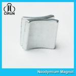 Buy cheap Sintered Neodymium Arc Magnets , Generator Neodymium Magnet High Flux from wholesalers