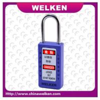 Buy cheap Manufacture good quality BD-8571 ABS safety padlock from wholesalers