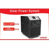 Buy cheap 230VAC 3kW Off-grid 48V Solar Power Inverter Built-in Battery and Built-in Transformer from wholesalers