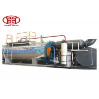 Buy cheap Natural Gas Fired Steam Boilers Textile / Paper / Food Industry Usage from wholesalers