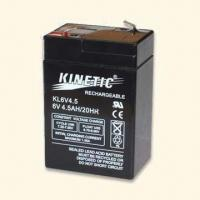 Buy cheap 6V Sealed Lead Acid Rechargeable Battery Suitable for Cycle and Float Use from wholesalers
