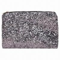 Buy cheap Evening Bag/Clutch Party Bag with Sequins, Retail and Wholesale Accepted from wholesalers