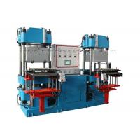 Buy cheap Silicone Rubber Heat Press Rubber Seal Hydraulic Press Machine one station two press from wholesalers