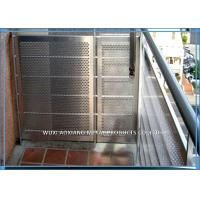 Buy cheap 304 Perforated Stainless Steel Sheet / Stainless Steel Perforated Plate 2B Finish from wholesalers