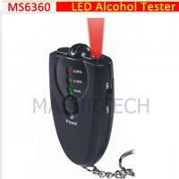 Buy cheap Mini Keychain Alcohol Tester MS6360 from wholesalers