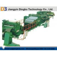Buy cheap PLC Control Leveling Steel Coil Cut To Length Machine Line With Hydraulic Decoiler from wholesalers