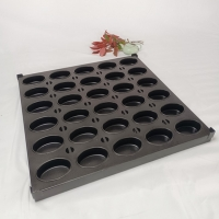 Buy cheap Carbon Steel Cake Mould 600x600 Number Baking Trays from wholesalers