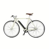 Buy cheap Fashionable Electric Commuter Bike / Single Speed Electric Bike 36V 7.8AH Lithium Battery from wholesalers