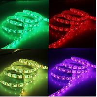 Buy cheap 5M 300 LED Strip Light SMD 5050 DC12V 14.4W/M IP65 Waterproof Epoxy LED Light Strip from wholesalers