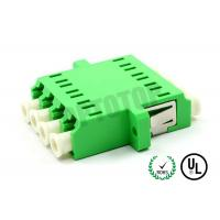 Buy cheap 4 Column Fiber Optic To Aux Adapter APC End Face , Low Excess Loss from wholesalers