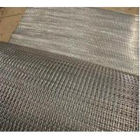 Buy cheap Food Grade Wire Conveyor Belts Stable Chain Drive Argon Welding For Biscuit from wholesalers
