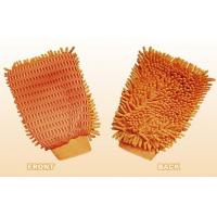 Buy cheap Orange Chenille Microfiber Bath Mat Cleaning Tools for Home Kitchen from wholesalers