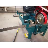 Buy cheap Carbide wood saw blade grinding machine /bandsaw sharpening machine from wholesalers