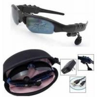Buy cheap Bluetooth MP3 Sunglass MP3 Player and Bluetooth Headset Earphone from wholesalers