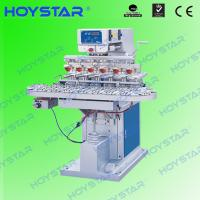 China 6 color pad printing machine for baby feeding bottle on sale