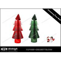 Buy cheap Christmas Tree mod Mechanical Mod Green Red 22mm Original Christmas Gift Mod from wholesalers
