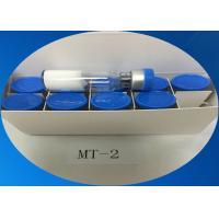 Buy cheap Peptide Melanotan 2 Injections Natural Growth Hormone Supplements 121062-08-6 from wholesalers