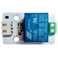 Buy cheap 10A 250VAC 30VDC Digital Signal Arduino Sensor Module High Power Low Voltage Trigger Relay Normal Open from wholesalers