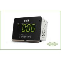 Buy cheap Digital Clock Radio with Alarm, Large 1.5 LED Display, AM / FM tuner, USB / SD from wholesalers