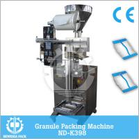 Buy cheap Stainless Steel Pellet Automatic Food Packing Machine For Beans / Seeds / Sugar from wholesalers