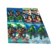 Buy cheap Custom Printing 3D Lenticular Bookmarks Eco-friendly 0.2mm - 0.6mm product