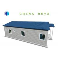 Buy cheap Commercial Factory Built Homes , Prefabricated Eco Homes 3 Bedroom 98 Square Meters from wholesalers