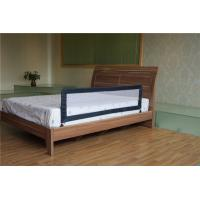 Buy cheap Black Safety Slat Bed Guard Rails With Non-corner ,Convertible Crib  Guard Rails from wholesalers